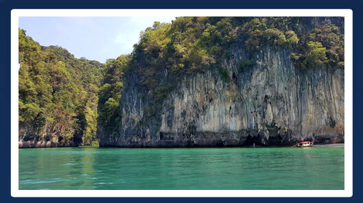 Overnight cruises in Phuket