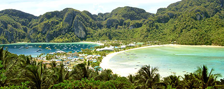 Phi Phi - Sun, Scenery, Snorkeling and Sand
