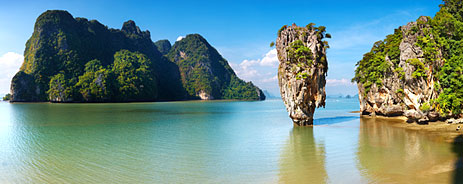 Phang Nga Bay - Cruise Among Limestone Giants