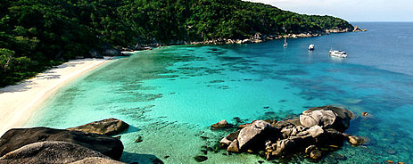 Similans Marine Park - An Underwater Wonder World
