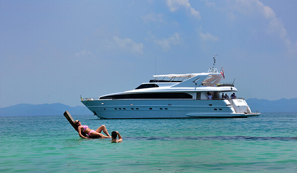 Celebrity - Limestone Private Charters Fleet