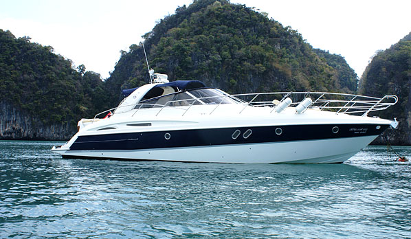 Blue Sea - Limestone Private Charters Fleet