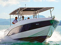 Private Charters - Silvercraft 38